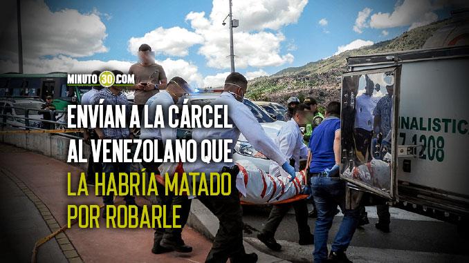 Detenci%C3%B3n carcelaria para habitante de calle venezolano por homicidio de una mujer 1