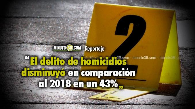 En los primeros tres d%C3%ADas de Feria de Flores se registro reduccion del hurto y homicidios en Medellin