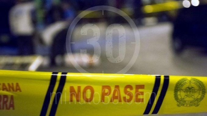 Escena del crimen Minuto30