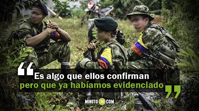 Gobernaci%C3%B3n hab%C3%ADa denunciado robustecimiento de las Farc en Antioquia