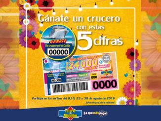 Loteria de Medellin Agosto 2