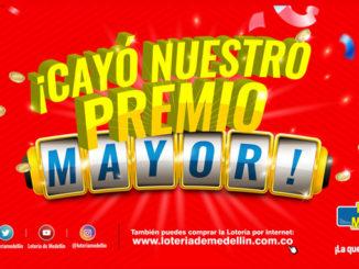 Loteria de Medellin agosto