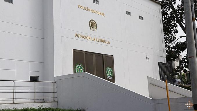 Nueva estacion de Policia en La Estrella Antioquia1