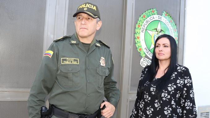 Nueva estacion de Policia en La Estrella Antioquia3