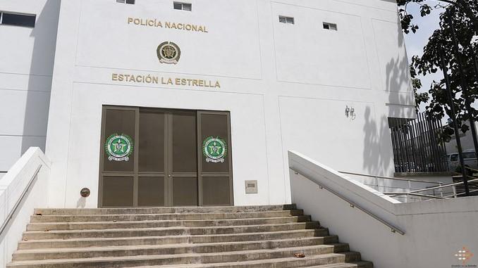 Nueva estacion de Policia en La Estrella Antioquia5