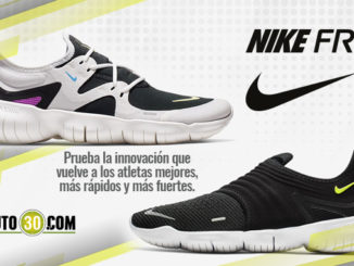 Portada Nike Free