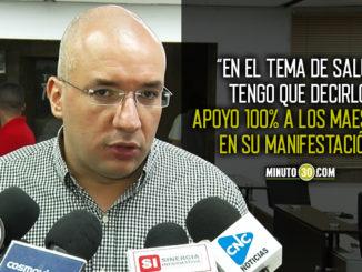 Secretar%C3%ADa de Educaci%C3%B3n de Antioquia hace seguimiento al paro de maestros
