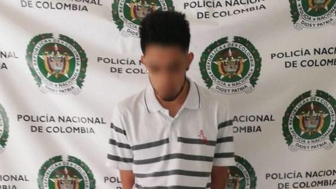 capturado bolivariana