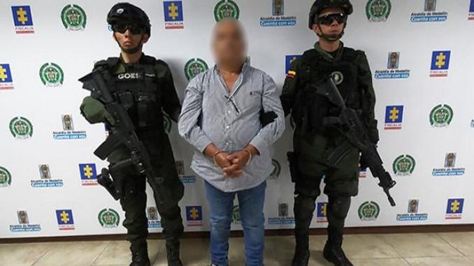 Capturado coordinador de narcotrafico del Clan del Golfo