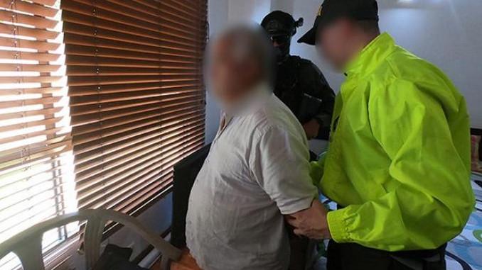 Capturado coordinador de narcotrafico del Clan del Golfo2