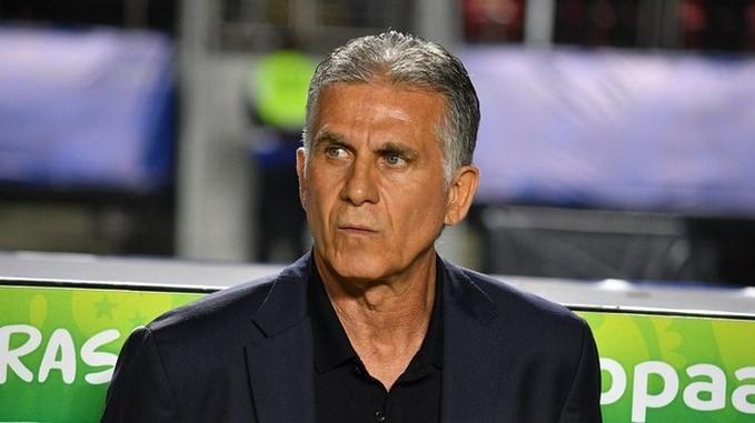 Carlos Queiroz 25 09 2019