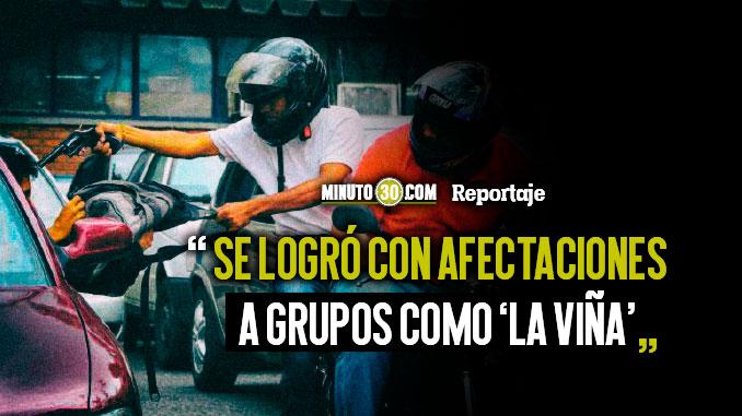 El fleteo en Medellin ha disminuido en un 3