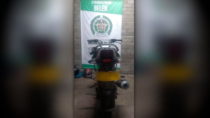 Esta moto que hab%C3%ADa sido robada la tenia un menor de edad2