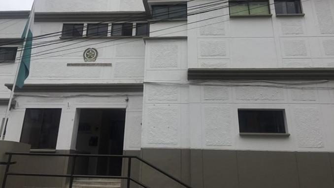 Estacion de Policia del municipio de Yarumal