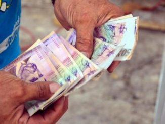 Imagen ilustrativa de dinero en Colombia noticias