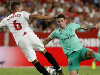 James Rodriguez colombiano en el Real Madrid imagen ilustrativa