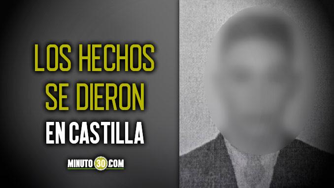 a la carcel alias mongolo por homicidio en Castilla 30 09 19