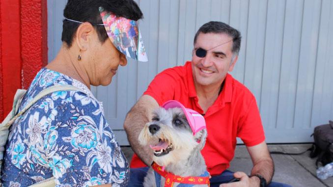 Mauricio Tobón trabajará para que la política del buen trato animal sea una realidad