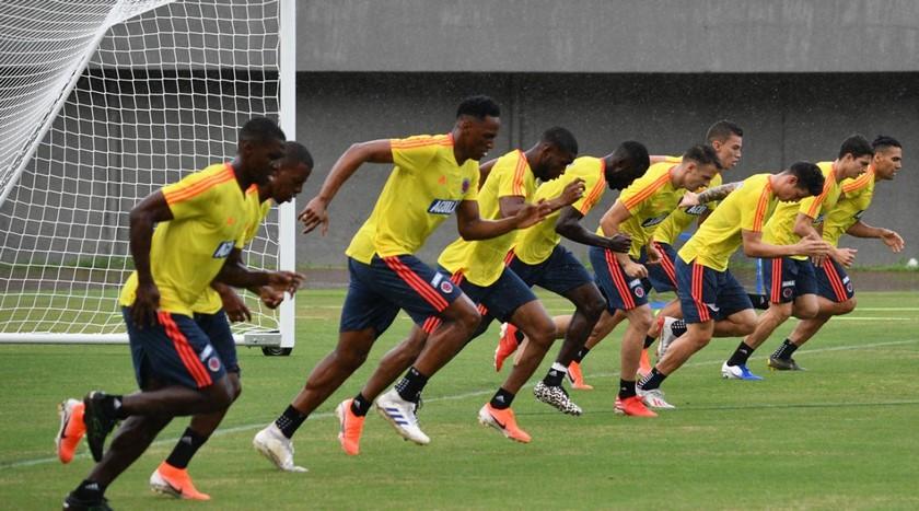 17 10 19 seleccion colombia entrenamiento archivo