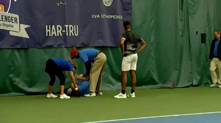31 10 19 Michael Mmoh tenista
