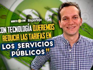 Alfredo Ramos propone que la gerencia de EPM sea innovadora