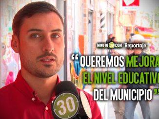 Certificar a Caldas en educacion una de las propuestas de Simon Posada candidato a la Alcaldia