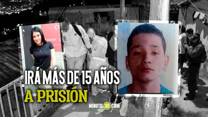 Condenado vigilante de empresa privada por homicidio de joven venezolana