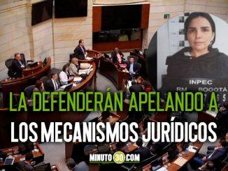 Curul de Aida Merlano defendida por el partido conservador