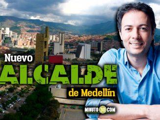 Daniel quintero alcalde medellin