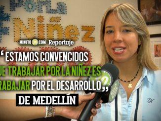 Desde el Concejo Nataly Velez quiere lograr una mejor ciudad para los ninos y ninas de Medellin