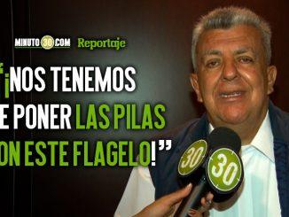 El concejal John Jaime Moncada quiere seguir en contra del maltrato al adulto mayor en Medellin