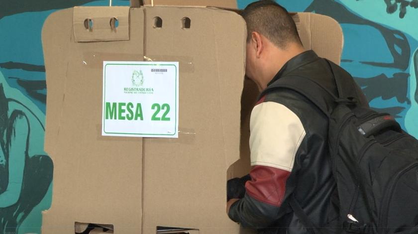 En Antioquia el 16 de las mesas de votaci%C3%B3n abrieron sin testigos electorales