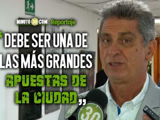 Fortalecer el deporte en Medellin una de las propuestas del Concejal Carlos Alberto Zuluaga