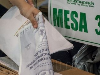 Imagen de voto en Colombia ilustrativa foto de Minuto30