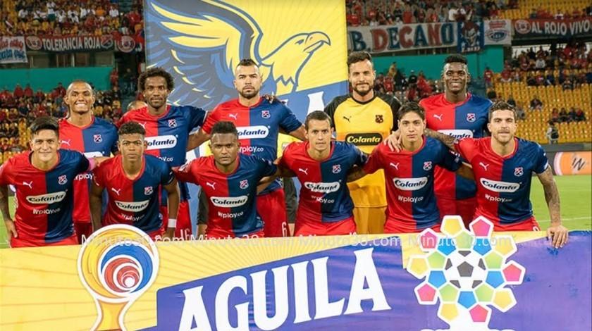 Independiente Medellin formado