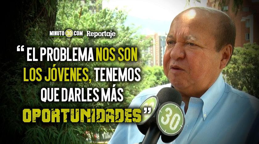 Las propuestas de William Ortega para rescatar a Bello de la corrupcion y la violencia