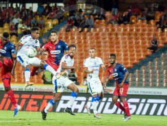 MEDELLIN VS PASTO COPA AGUILA 11 ARREGUI