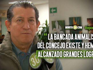 Que Medellin tenga una red de veterinarias Ramon Acevedo quiere seguir trabajando por el bienestar animal