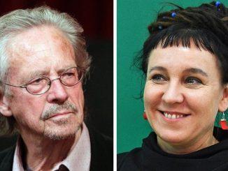 Tokarczuk y Handke ganan el Nobel de Literatura Copiar