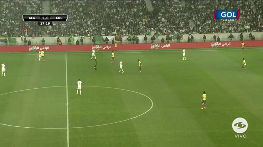 argelia vs colombia Copiar