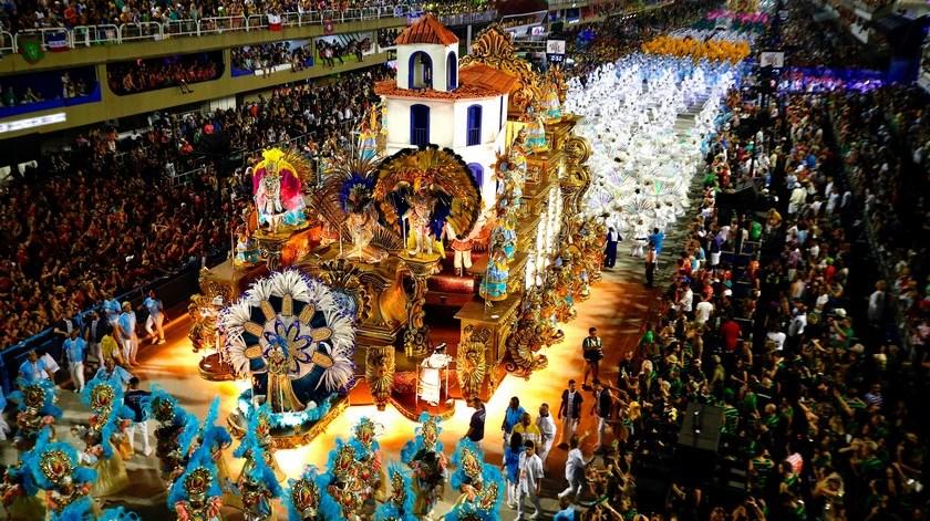 Por primera vez en 108 años, el Carnaval de Río está en suspenso y es por la pandemia