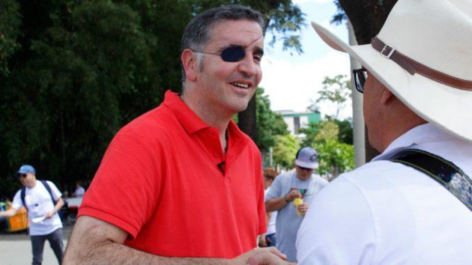 Mauricio Tobón, Candidato a la Gobernación de Antioquia. Foto Cortesía.