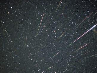 16 11 19 lluvia estrellas leonidas