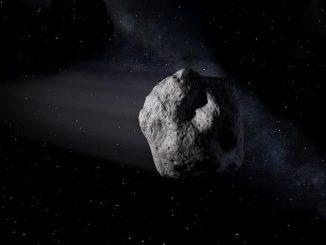 25 11 19 asteroide meteorito