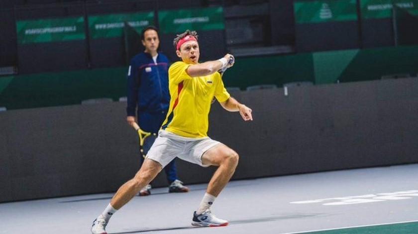Alejandro Gonzalez tenista colombiano