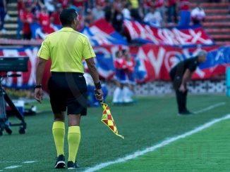 Arbitro futbol colombiano Copiar