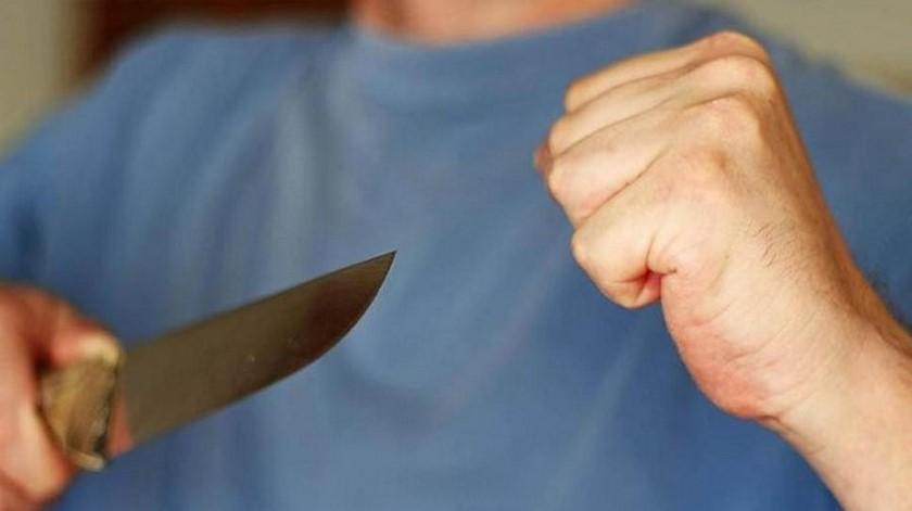 Ataque cuchillo