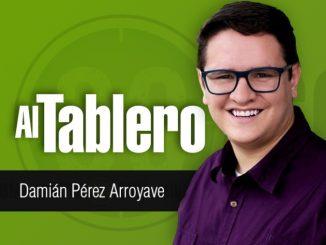 Dami%C3%A1n P%C3%A9rez Arroyave Al Tablero 840