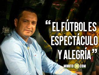 El mensaje de Aldo Bobadilla para los hinchas de cara a final Cali Medellin