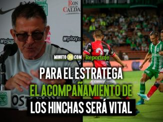 Exhaustivo an%C3%A1lisis de Juan Carlos Osorio del primer rival a vencer Cucuta Deportivo